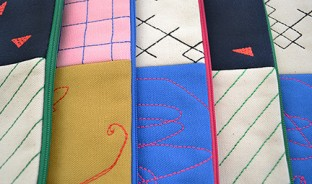 pieced pouches gifts
